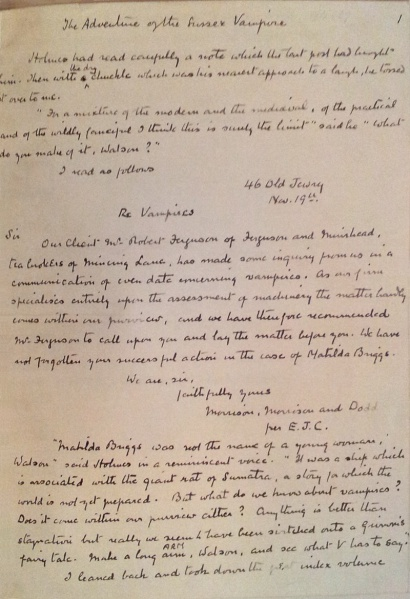 File:The-adventure-of-the-sussex-vampire-1924-manuscript-p01.jpg