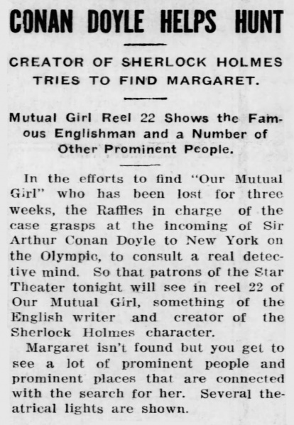 File:The-evening-herald-1914-07-14-our-mutual-girl-review.jpg