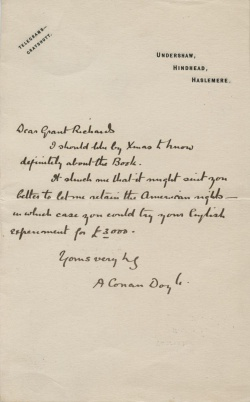 Letter-acd-1903-grant-richards-american-rights.jpg